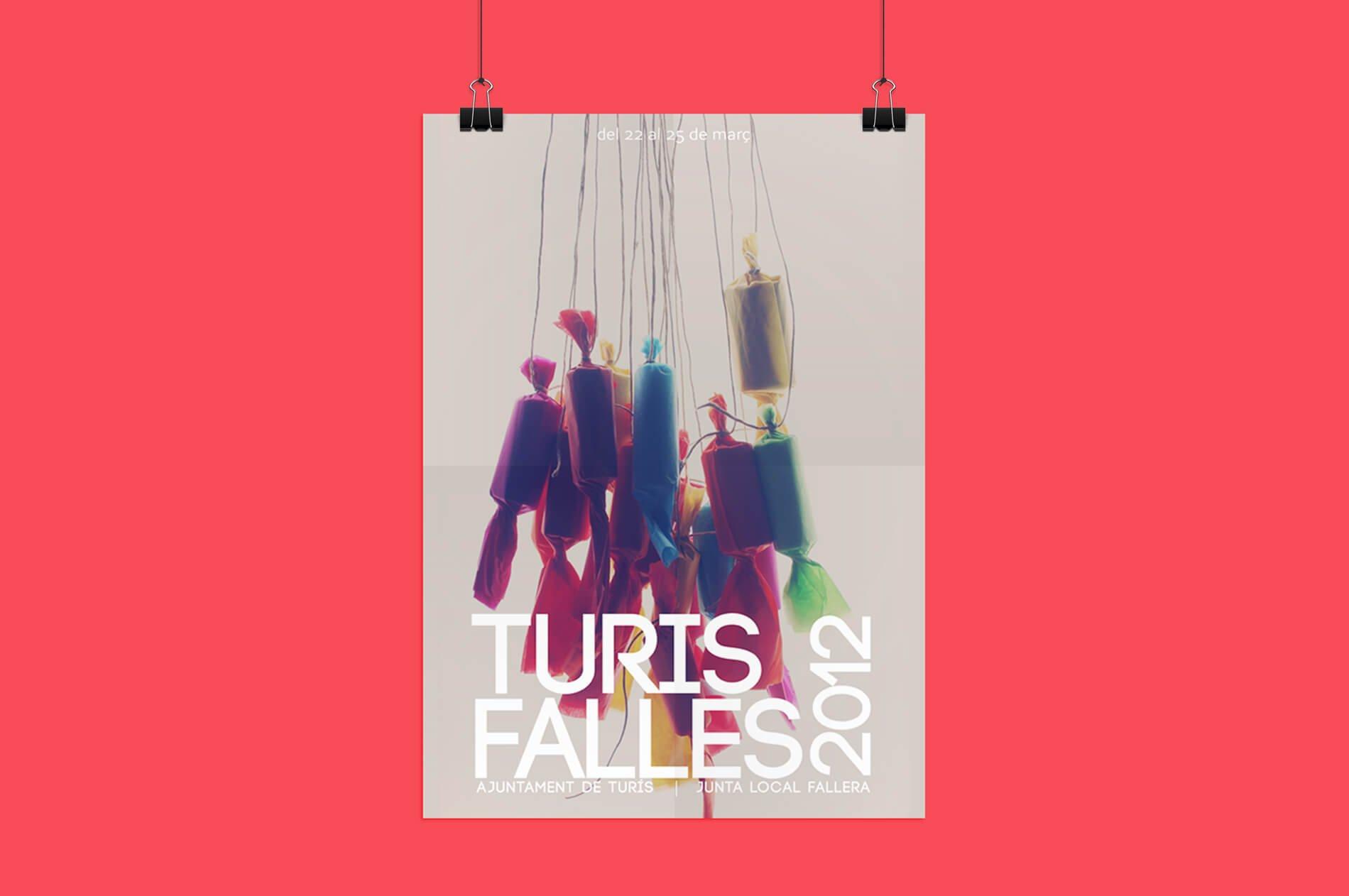 """Falles"" Turis Poster"