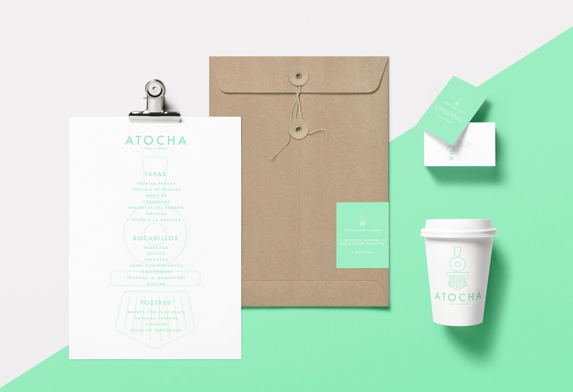 Atocha Food & Drinks